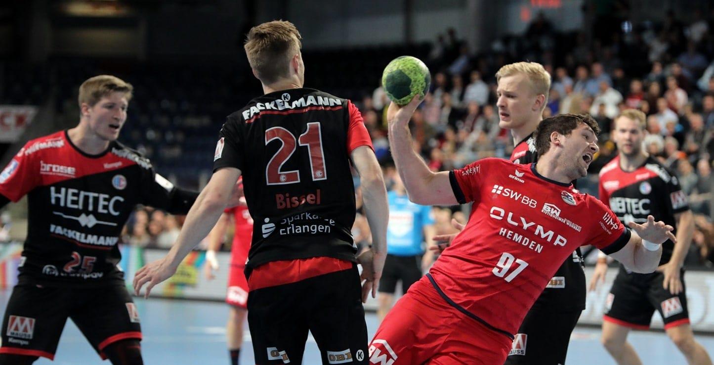 Blizz Leserreporter Handball-Bundesliga: HC Erlangen feiert Arbeitssieg gegen Bietigheim