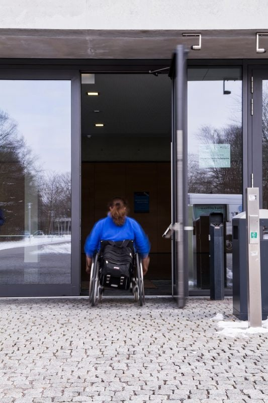 Informationsveranstaltung für Studierende und Studieninteressierte Studieren mit Handicap an der Uni Regensburg
