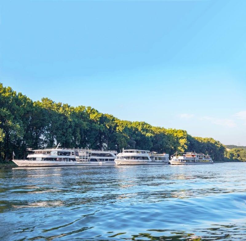 Tipp: Gutschein für Schiffsfahrten von Wurm & Noé Schiff ahoi, liebe Mamis