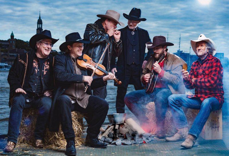 """11. Zelt-Festival in Lappersdorf mit der Country-Band """"Truck Stop"""" und den """"Wellküren"""" Easy Rider aus dem Süden Hamburgs"""