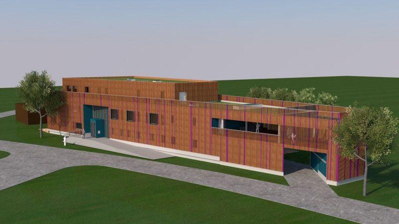 Grundsteinlegung für neues Begegnungszentrum in der Guerickestraße in Regensburg Feierliche Zeremonie am 11. Mai mit Bürgermeisterin Maltz-Schwarzfischer