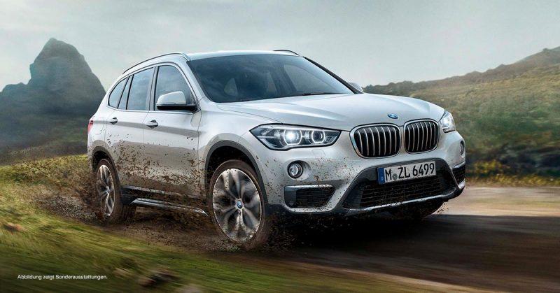 Freiraum und Komfort im Modell Advantage mit Business Paket Der BMW X1 - flexibel und dynamisch