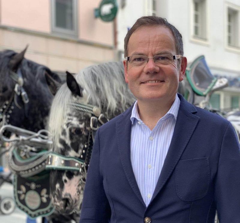 "Stadtrat Christian Janele tritt bei den Kommunalwahlen 2020 an ""Ja, ich will Oberbürgermeister werden!"""