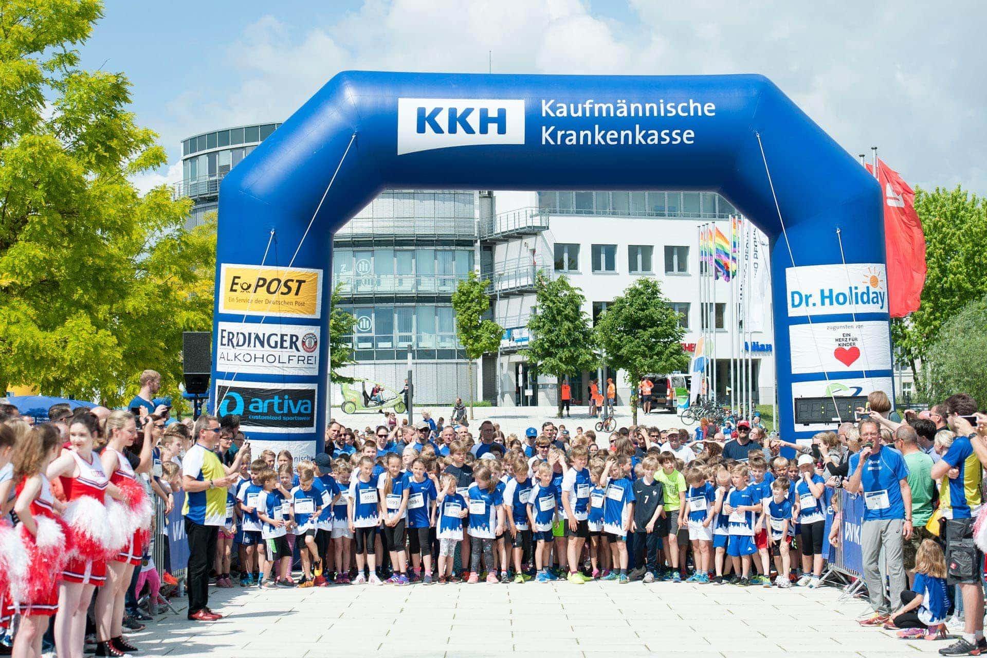 Jetzt anmelden für den KKH-Lauf am 8. Juni am Oberen Wöhrd