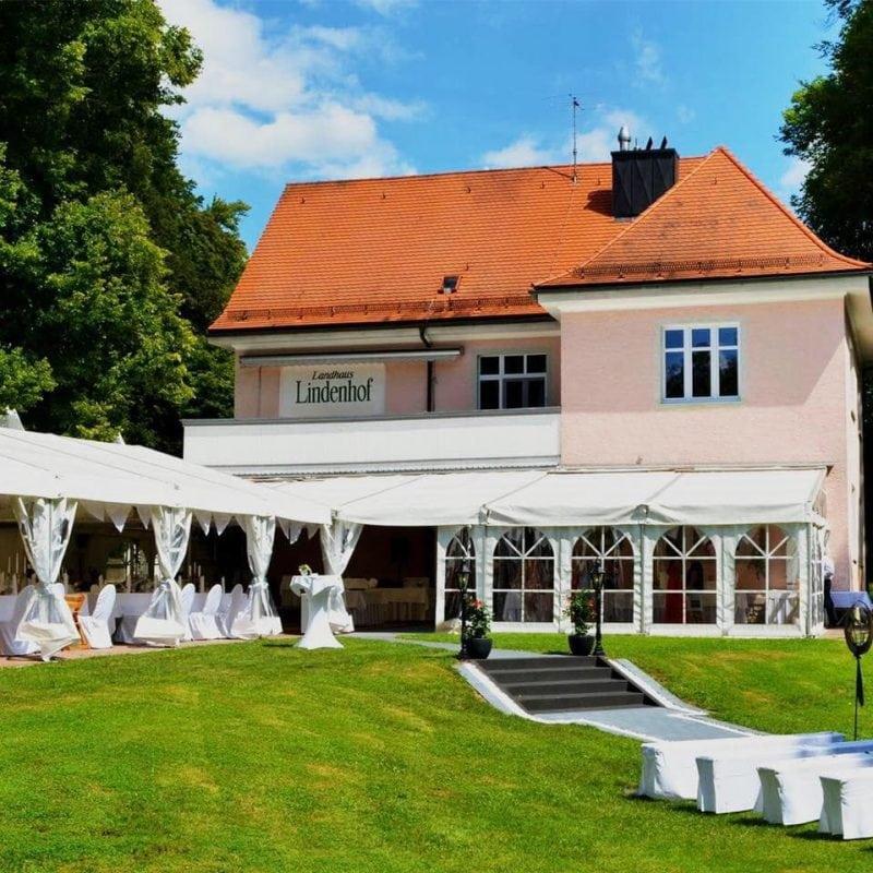 Landhaus Lindenhof: Unvergessliche Feste inmitten unberührter Natur Perle an der Schwarzen Laber