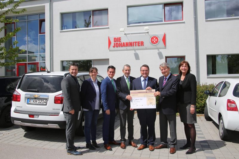 Benefizkonzert bringt 40.000 Euro ein Großzügige Spende des Lions Club Regensburg Land