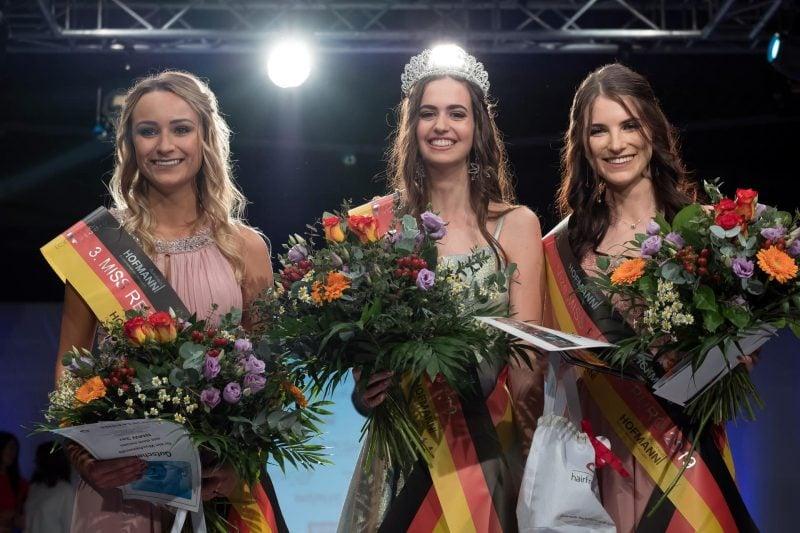 20-jährige Studentin ist neue Miss Regensburg Sina Meindl darf das Krönchen der Schönsten tragen