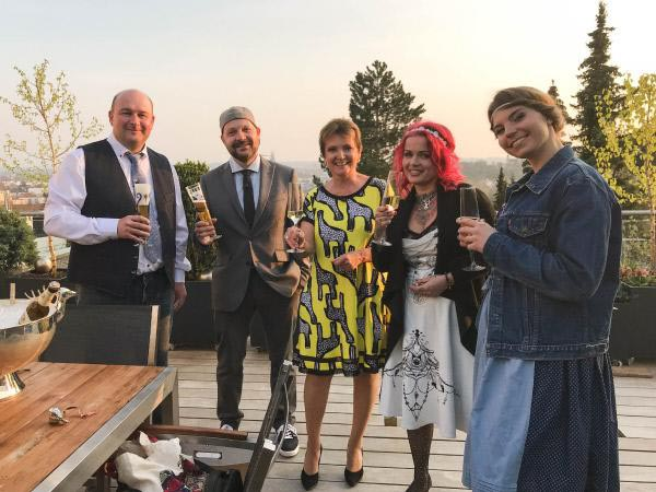 """""""Das perfekte Dinner"""": VOX-Sendung mit Teilnehmern aus der Region Regensburg Hobbyköche finden zusammen"""