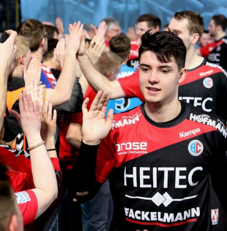 Blizz Leserreporter Handball: HC Erlangen siegt in Stuttgart und feiert Rekordergebnis