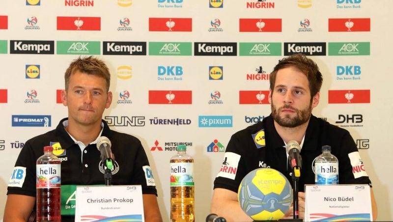 Blizz Leserreporter Handball-Nationalmannschaft am Sonntag in der ARENA gegen Kosovo