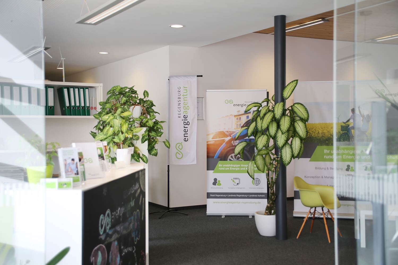 Zehn Jahre Energieagentur Regensburg Tag der offenen Tür am 22. Juni