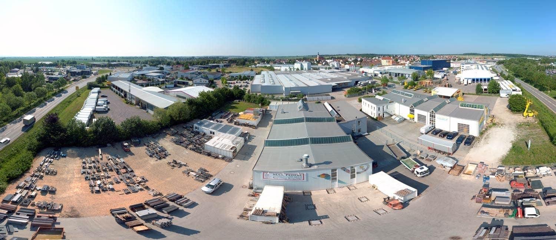 Federl Max Steinmetzbetrieb: Neue Produktionsstätte jetzt in Obertraubling / Hauptsitz bleibt in Regensburg