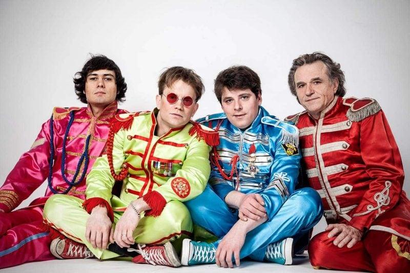 """Rock am Brunnen"" in Neutraubling Spaß mit der ""The Beatles Revival Band"""