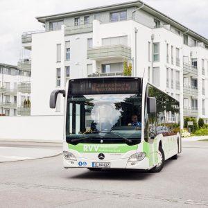 3 Monate Busfahren geschenkt Das neue RVV-Abo ab Januar 2020