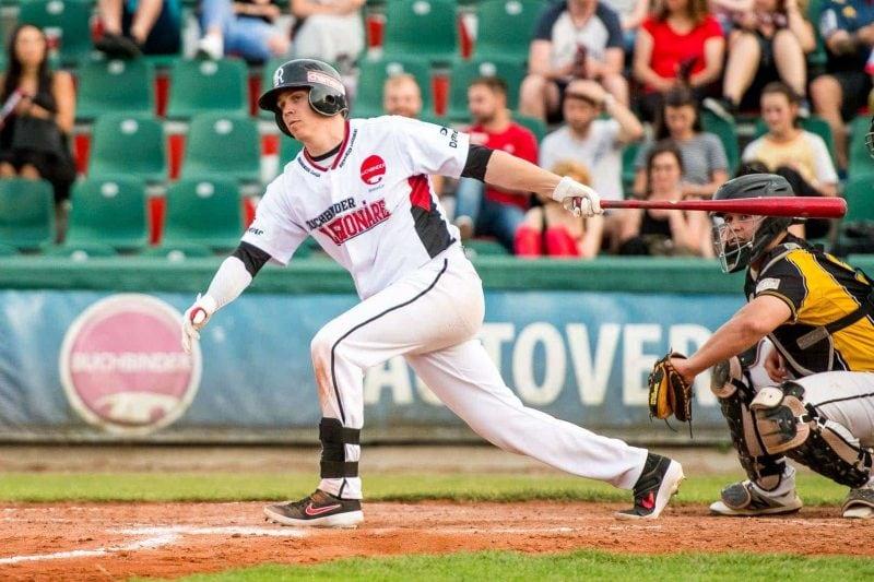 Baseball: Buchbinder Legionäre wollen Revanche gegen Bonn Capitals Playoffs gegen den Meister