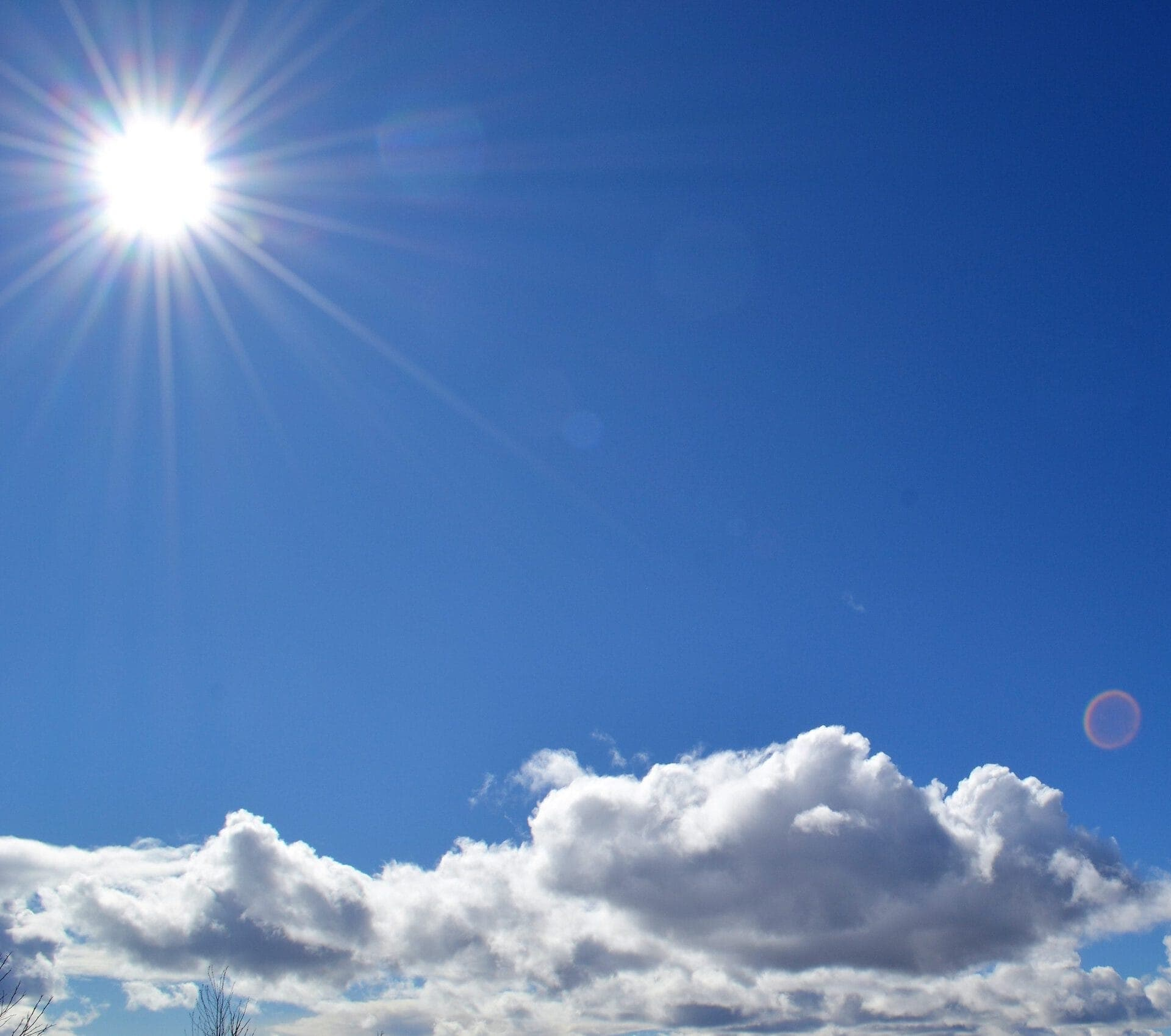 """Es wird heiß: heute, am 27. Juni, ist Siebenschläfertag """"Wie's Wetter am Siebenschläfertag, so der Juli werden mag!"""""""
