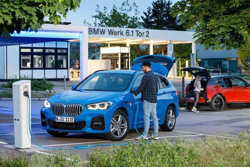 Ab März 2020 baut BMW im Regensburger Werk neue Elektrofahrzeuge Start in eine saubere Zukunft