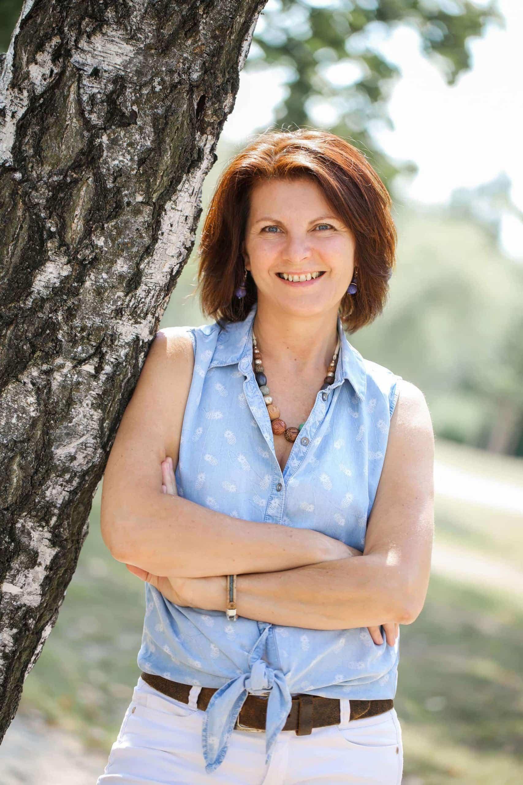 Übergewicht verlieren mit der Heilpraktikerin Barbara Schütz aus Neutraubling Dem Gewicht zu Leibe rücken