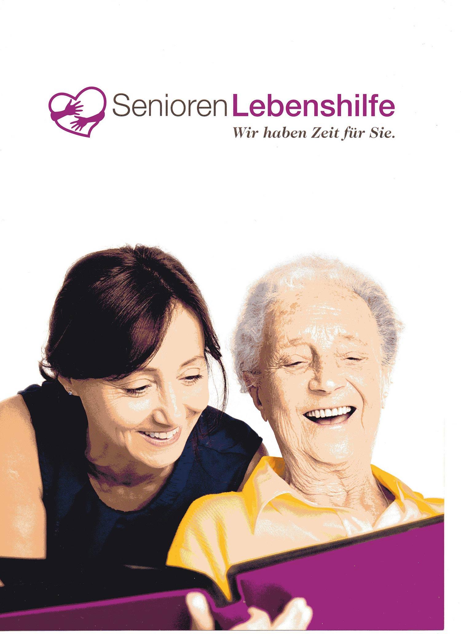 Die SeniorenLebenshilfe gibt es jetzt auch in Regensburg Die Lasten des Alltags nehmen