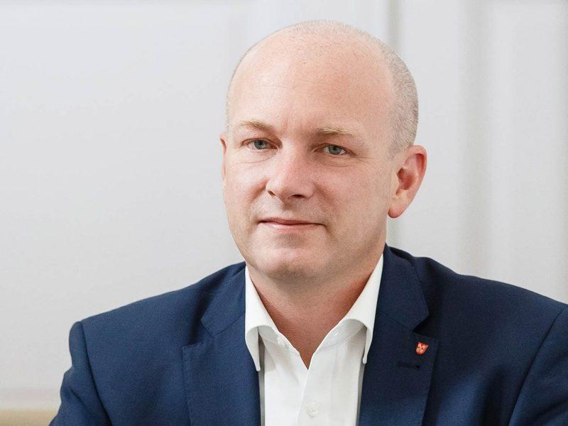 """Regensburger Landgericht verkündet Urteil im Korruptionsprozess Joachim Wolbergs: """"Ich fordere, dass meine Suspendierung sofort aufgehoben wird."""""""