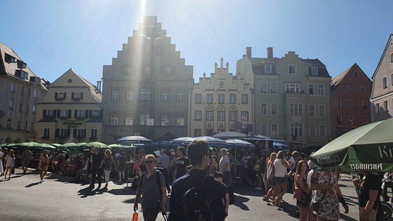 """Das war das 23. Regensburger Bürgerfest """"Stimmungsvoll, friedlich und tolerant"""" - Stadt zieht positive Bilanz"""