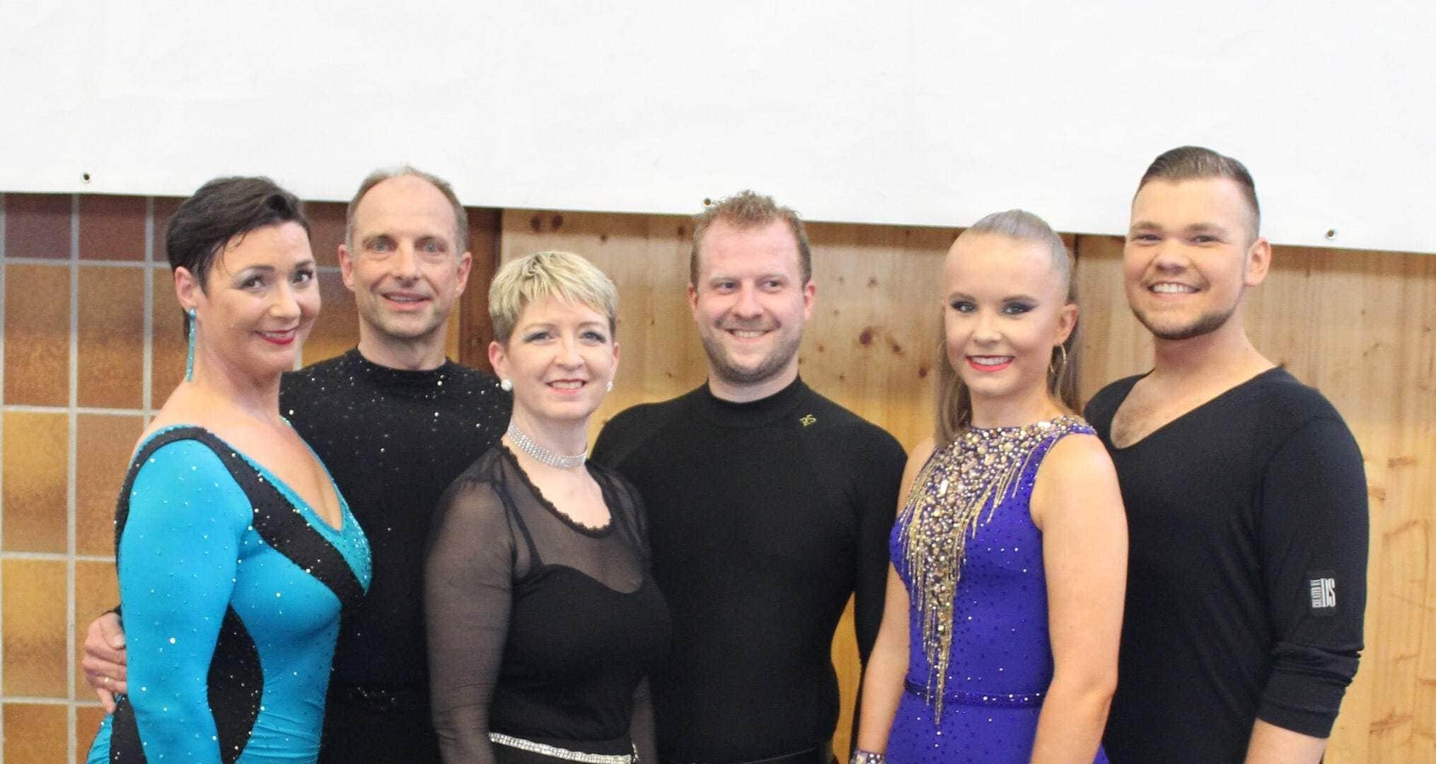 Tanzclub Blau Gold Regensburg bei den Bavarian Dance Days Zwei Siege mit sieben Plätzen im Finale