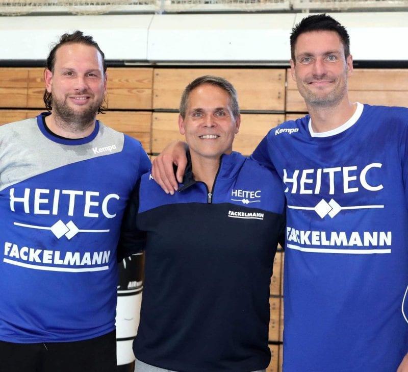 Blizz Leserreporter Handball-Bundesliga: HC Erlangen beginnt mit Training
