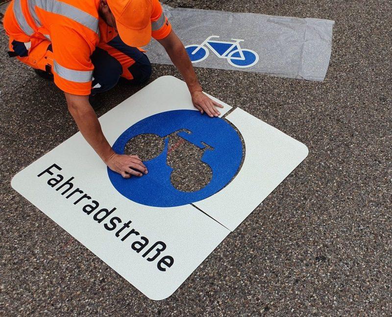 "Gesamtkonzept ""Fahrradfreundliche Stadt"" Modellprojekt: Regensburg bekommt zwei Fahrradstraßen"