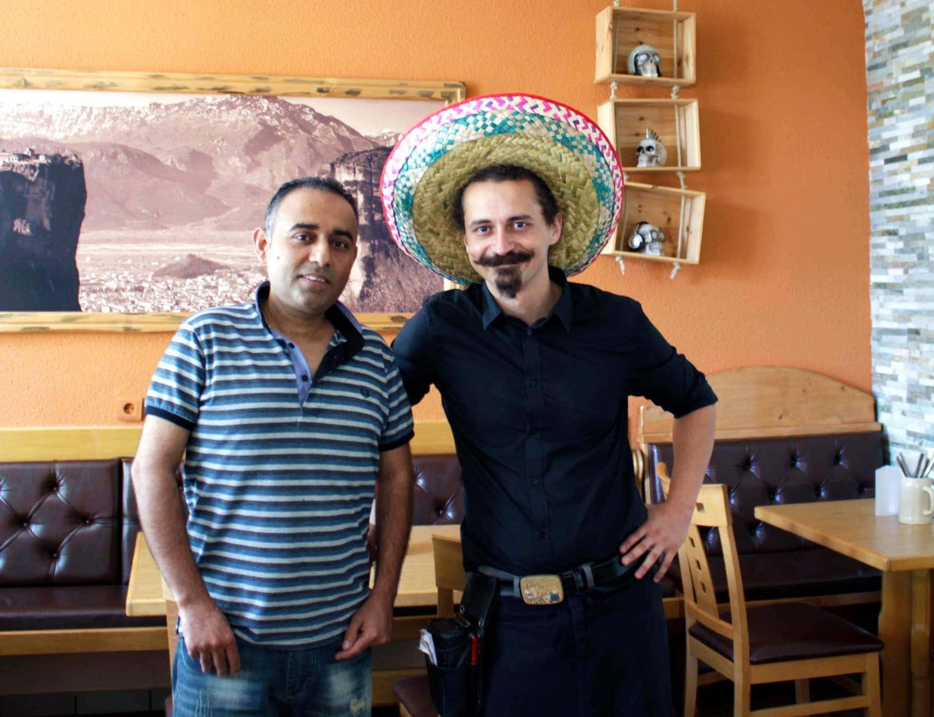 """Viva la Mexico"" heißt es im Restaurant ""Contigo"" am St.-Michaels-Platz 8 Feurige Salsa in Neutraubling"