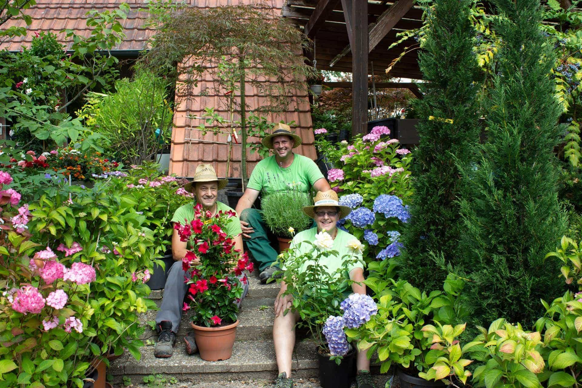 Gartenparadies Delazer ... und alles wird grün