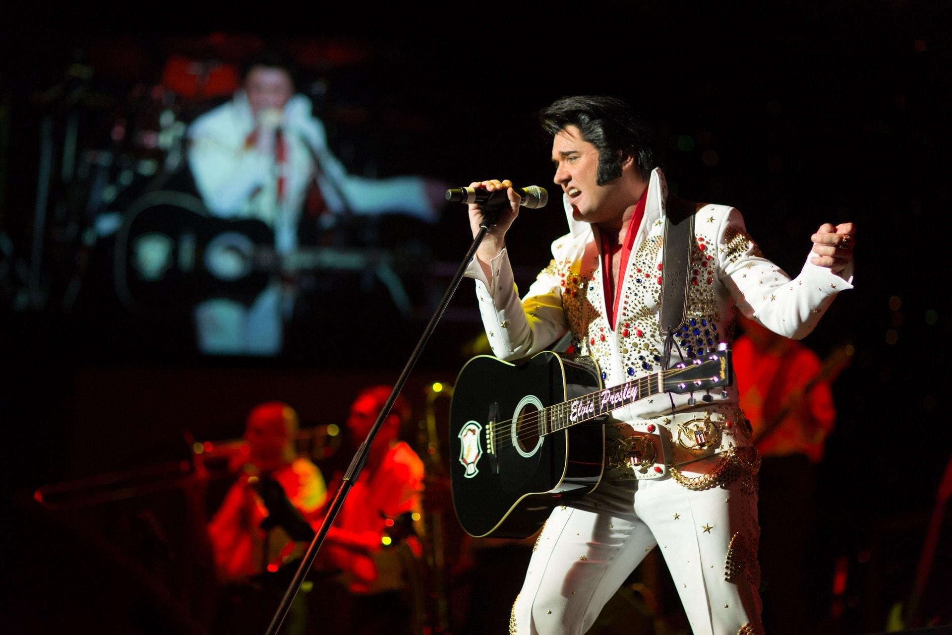 Elvis – das Musical King of Rock´n´Roll bringt Regensburger Audimax zum Beben