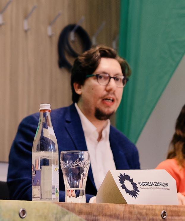 Kommunalwahl 2020 in Regensburg Stefan Christoph will als grüner Oberbürgermeister ins Rathaus