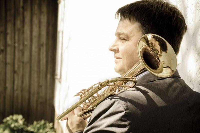 Sound the Trumpet bei Collegium musicum Regensburg e.V. Virtuose Musik für zwei Trompeten und Orgel am 9. Juli