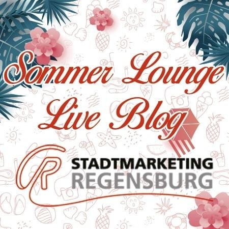 Sommer|Lounge Live Blog  20 Jahre Stadtmarketing Regensburg live