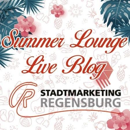 Live Blog  Live-Blog von der 4. Summer Lounge des Stadtmarketing Regensburg im Regensburger Stadtpark: Die ersten Impressionen live ab 19 Uhr
