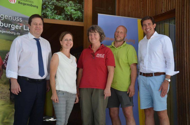 2018 erstmals seit sieben Jahre weniger Touristen Übernachtungszahlen im Landkreis Regensburg gehen leicht zurück