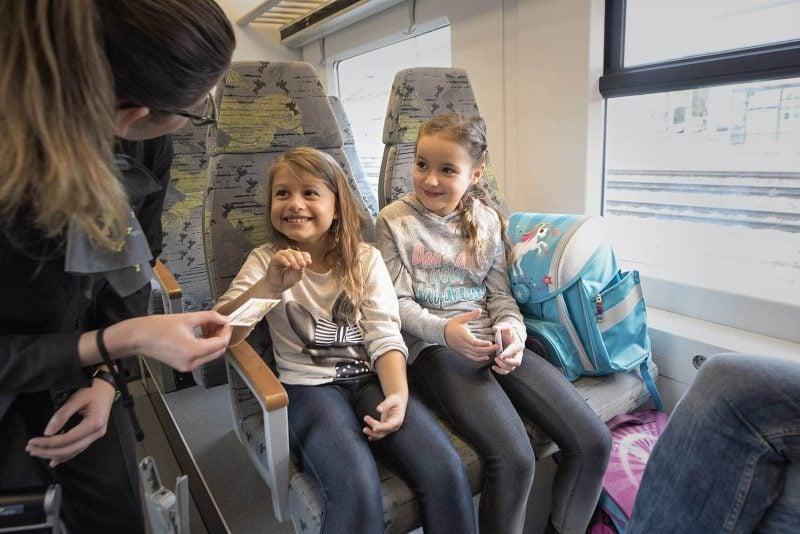 """Freie Fahrt für Einserschüler"" Am 29. Juli profitieren gute Schüler von Aktion der Eisenbahnverkehrsunternehmen"