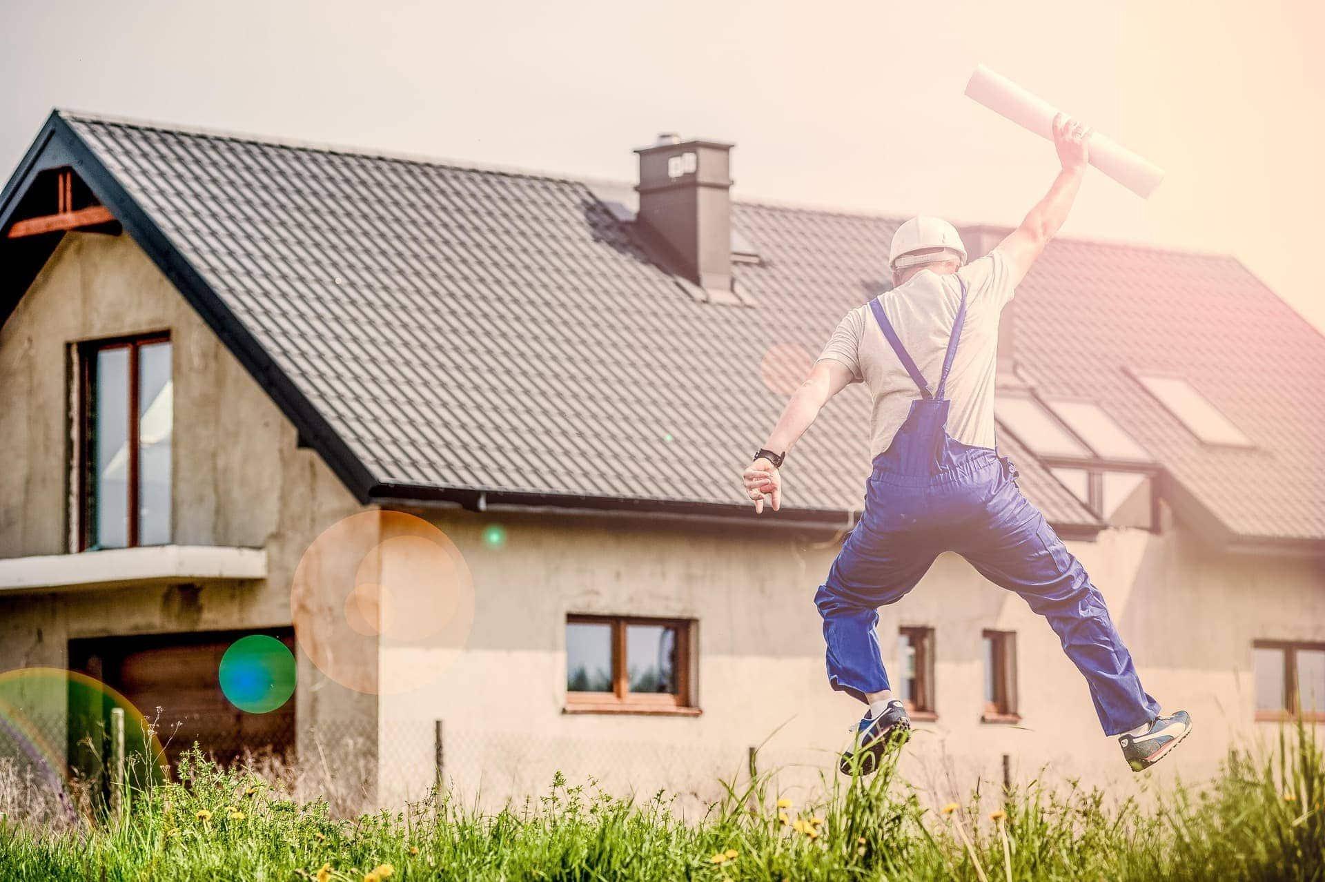 Bauen. Renovieren. Sanieren. Mit den HausModernisierern Eine Rechnung, die aufgeht