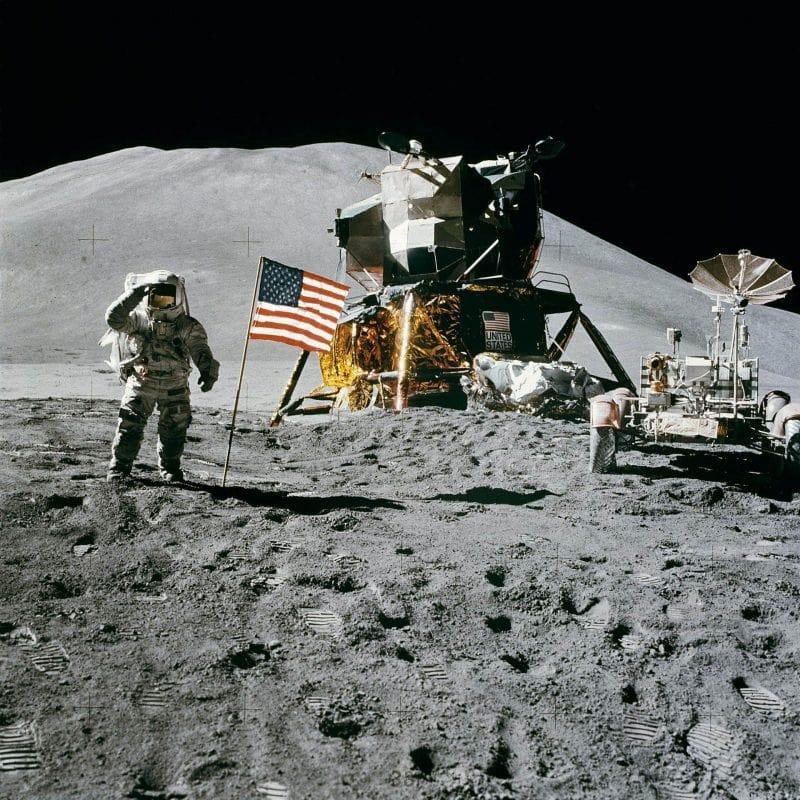 Blizzgescheit mit Blizzi: 50 Jahre Mondlandung Wie war das eigentlich mit der Mondlandung?