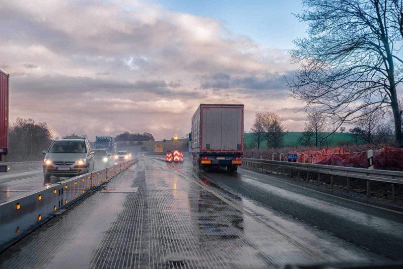 Vollsperrung der A 3 am Wochenende Autobahn zwischen Rosenhof und Regensburg-Burgweinting von 30.11. bis 1.12.2019 nicht befahrbar