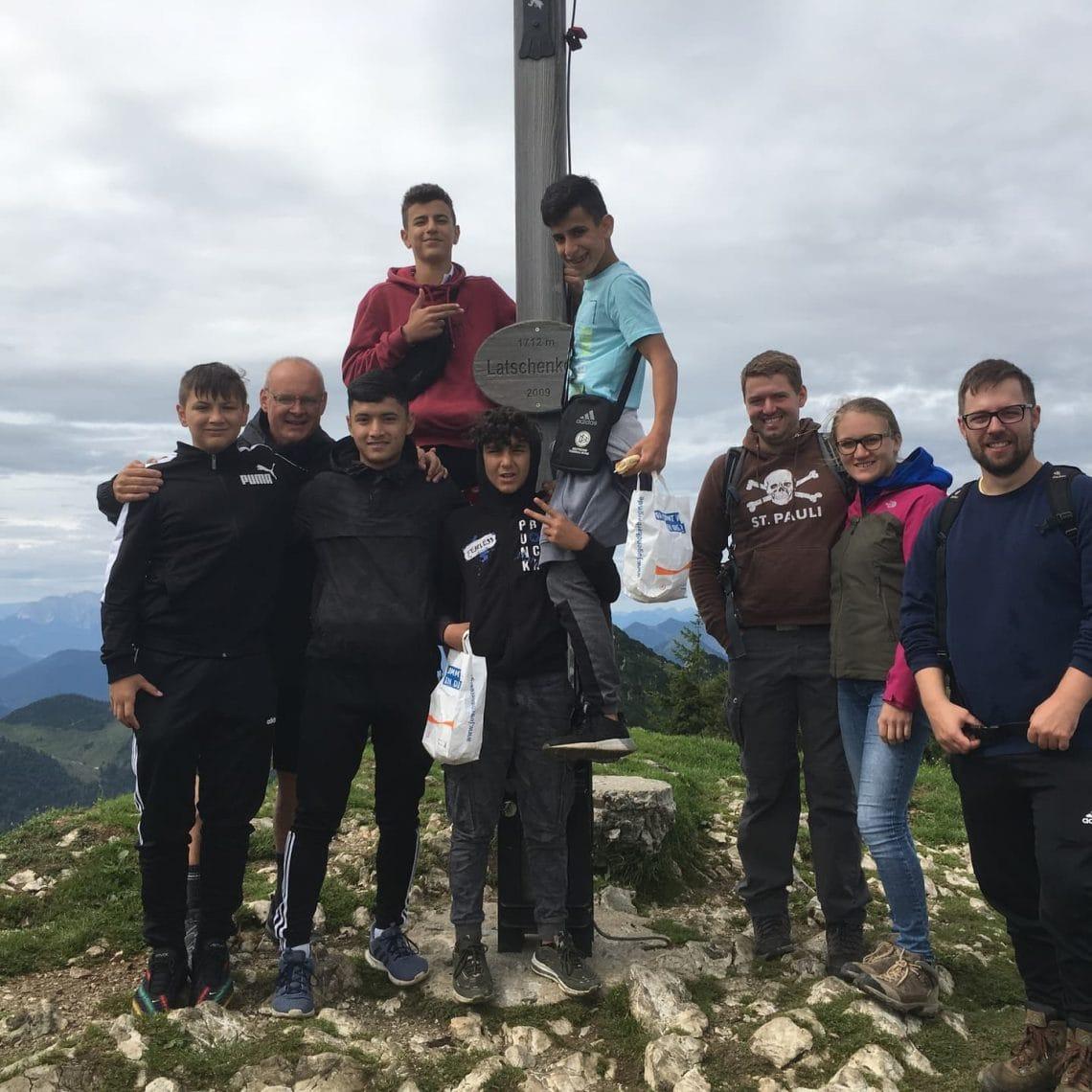 Blizz Leserreporter Fünf sportliche Tage für Regensburger Jungs