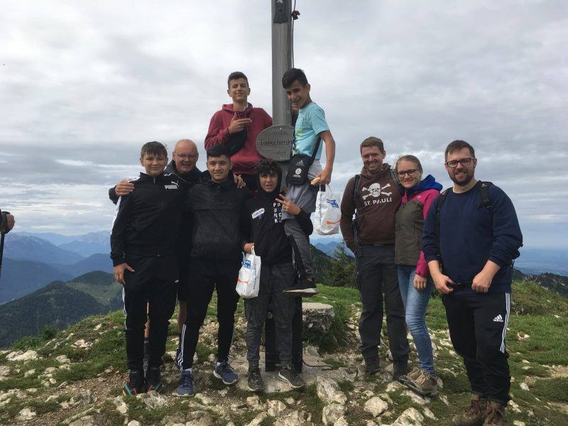 Fuenf sportliche Tage für Regensburger Jungs Fünf sportliche Tage für Regensburger Jungs