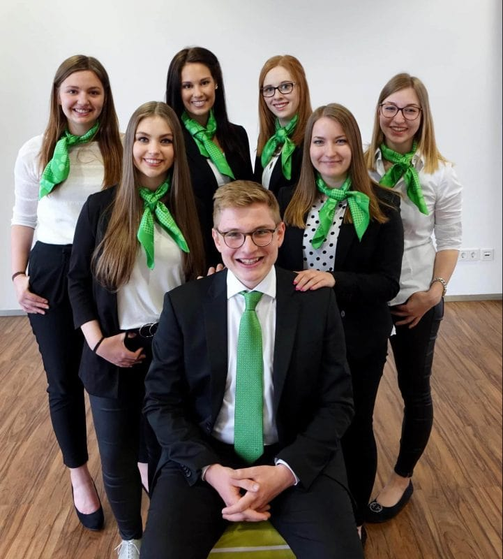 Jobs mit Zukunft Eine Ausbildung bei der AOK in Regensburg