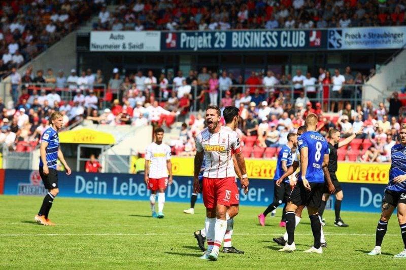 Fußball: Jahn Regensburg bei Wehen Wiesbaden Jetzt muss ein Dreier her! Egal wie, ansonsten wird's richtig schwer.