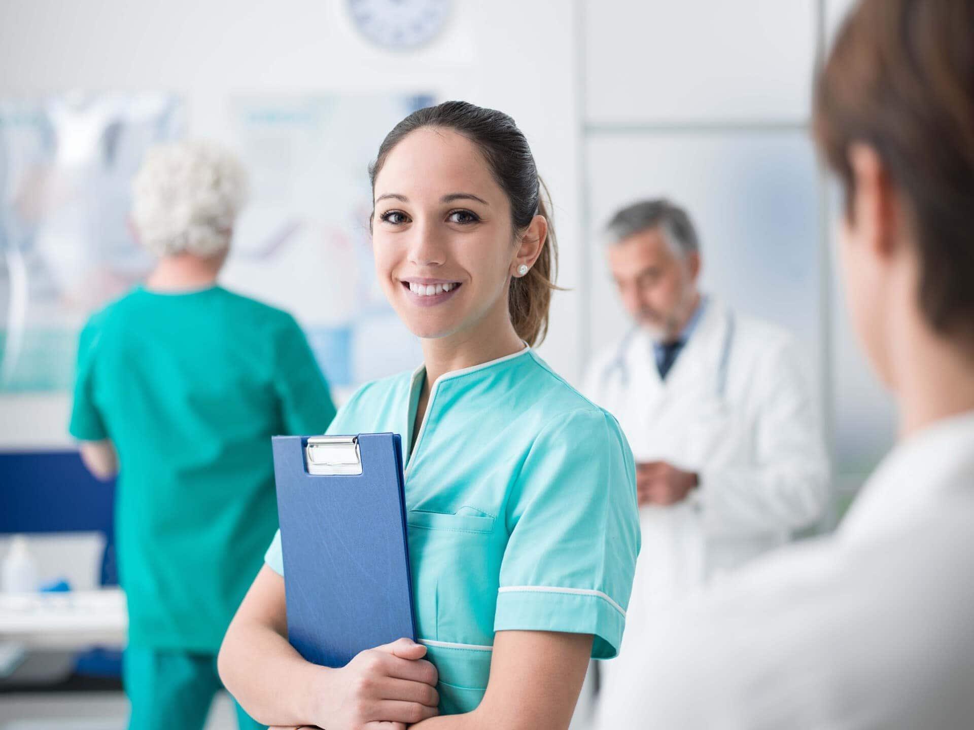 Jobmesse Gesundheit 2019 an der Universität Regensburg Messe zur Bekämpfung des Pflegenotstandes in der Region am 20. und 21. September
