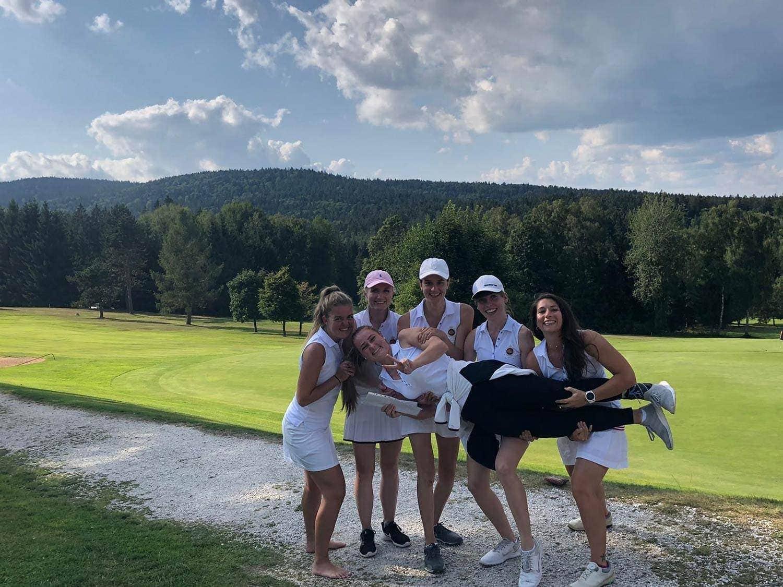 Erfolgreiches Sportjahr für den Golf- und Land-Club (G&LC) Regensburg Eine sportlich brilliante Saison