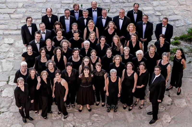 Chorphilharmonie Regensburg in der Herz-Jesu-Kirche Konzert mit Werken von Wolfgang Amadeus Mozart