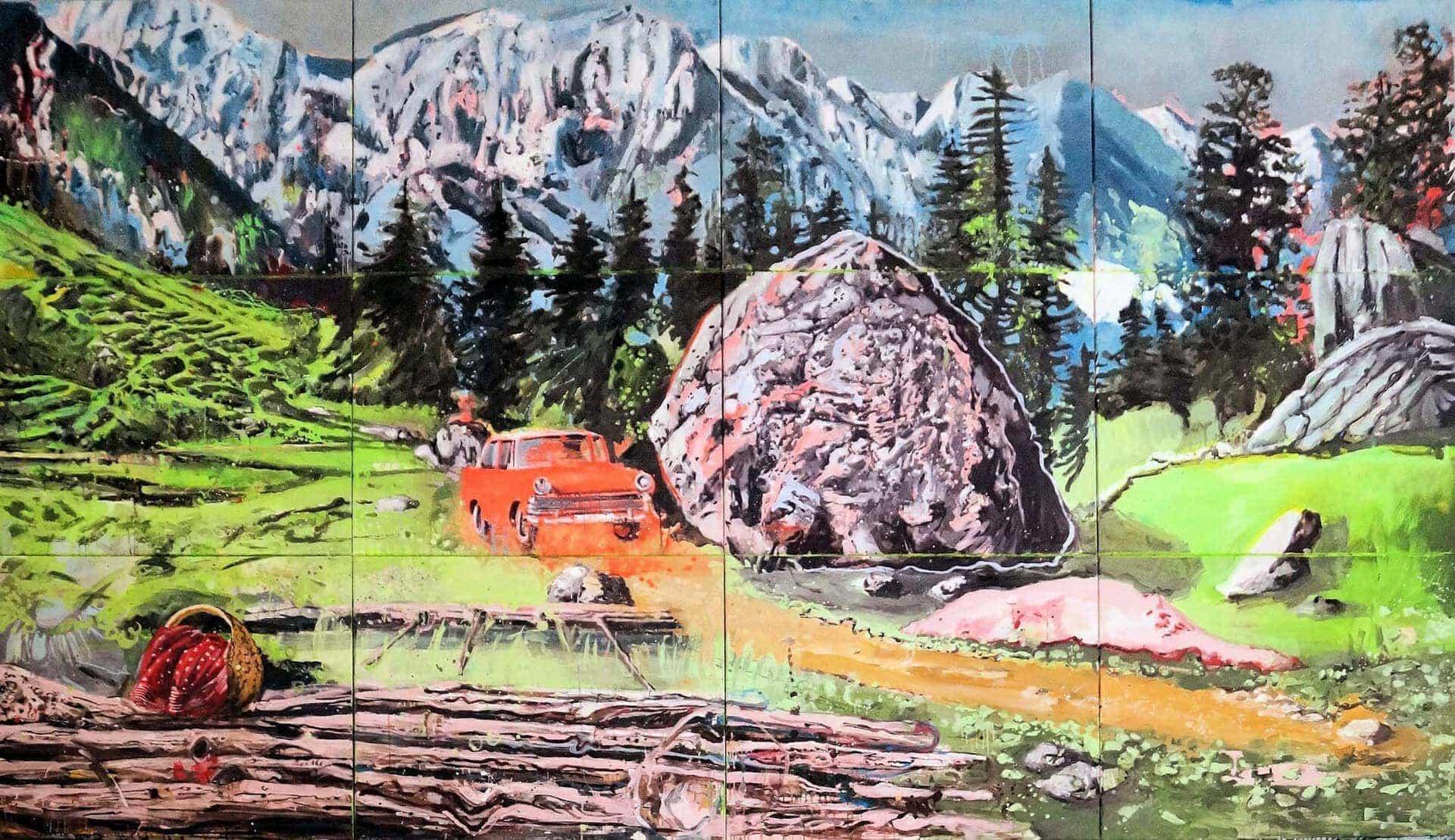 Am 21. September zeigen 14 Regensburger Galerien die Werke zeitgenössischer Künstler