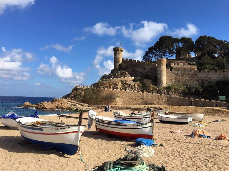 Spaniens wilde Küste erleben Mit Reisekreativ an die Costa Brava
