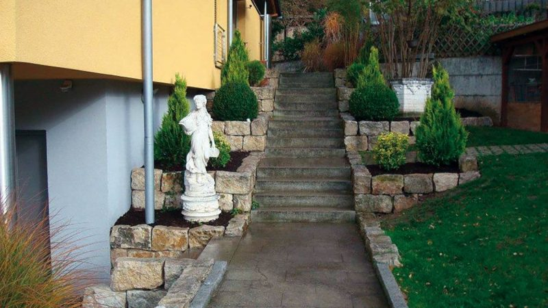 Gartengestaltung von Schöning Harmonie im Garten